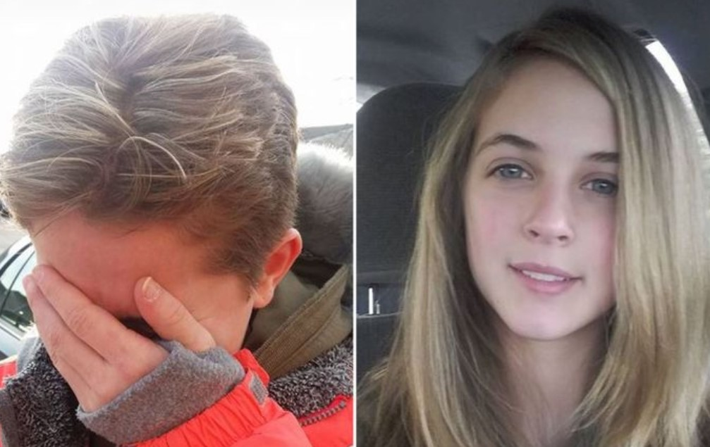 Dad Cuts Daughters Hair Off For Getting Birthday Highlights Then Mom Does The Unthinkable1
