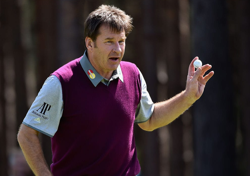 Nick Faldo $60 Million