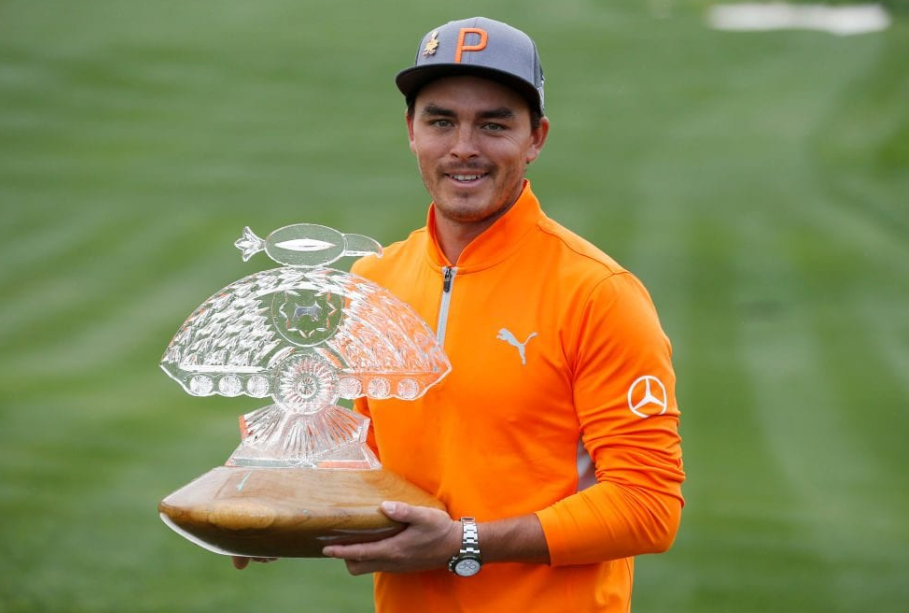 Special Mention Ricky Fowler