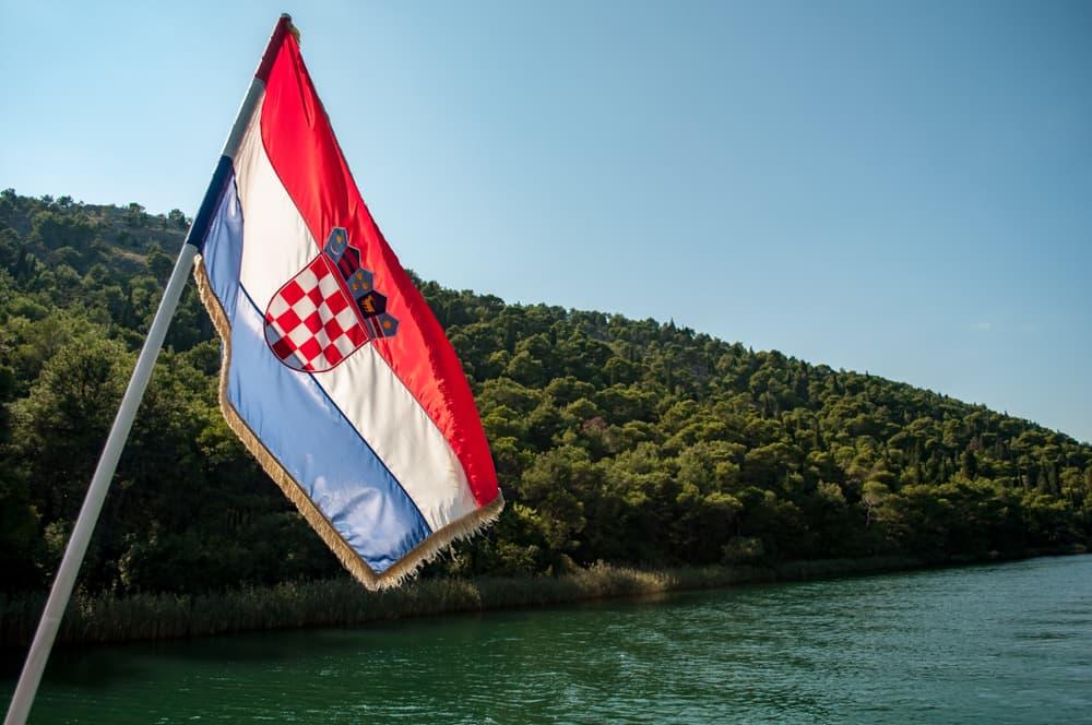 Crotian Flag